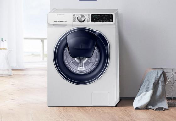 有了三星洗衣机 再也不惧熊孩子放暑假