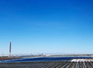 中国首家商业化运营塔式太阳能光热电站单日发电量创新高