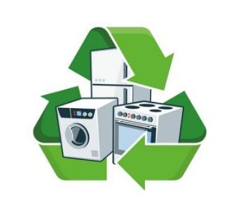"""""""绿色回收""""让废家电有地儿去"""