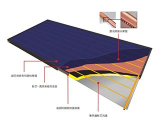 新材料可让太阳能集热器温度升至220摄氏度