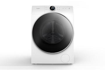 一键启动 智能洗涤 惠而浦帝王系列洗烘一体机评测