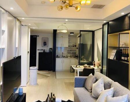 海尔智家更名后首个智慧公寓体验中心落地上海