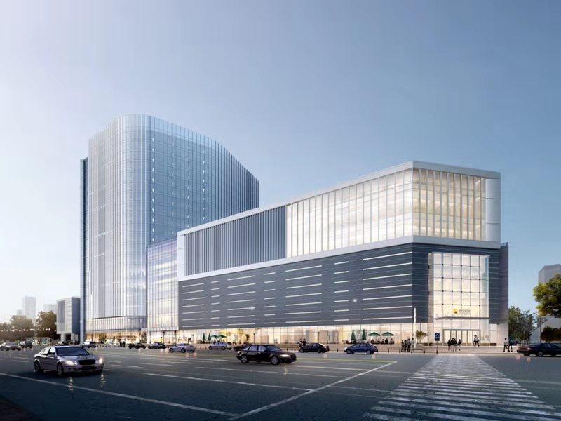 北京首家智慧零售广场7月26日正式开业