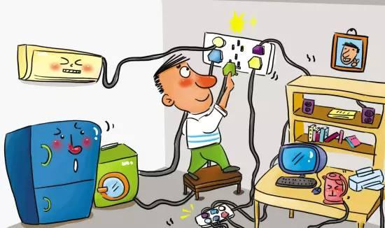 你家的电器很可能成为伤害孩子的凶手