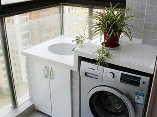 想把洗衣机放阳台,这3个条件不能少