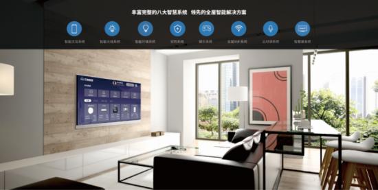 (0710)乐融绽放首届上海国际显示博览会 重磅发布全屋智能家居系统2249
