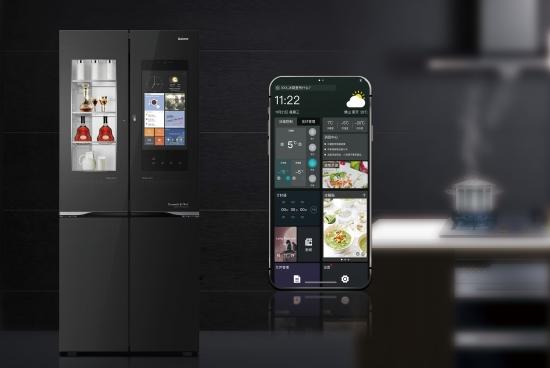 格兰仕第三代ICE WORLD互联网冰箱