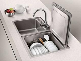 同比增长22.7% 洗碗机持续领跑厨电市场