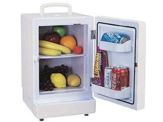 时髦小冰箱 个性化十足