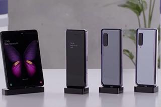 抢先华为,三星折叠屏手机将8月上市 国行售价超13000元