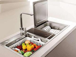 水槽式洗碗机遭遇下行压力:价格下滑明显 份额持续萎缩