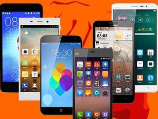 手机出货量下降 国产手机强势增长