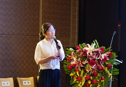 中国家用电器研究院环境与健康相关产品检测所副所长张庆玲