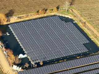 韩国将建全球最大浮动太阳能项目 装机2.1GW