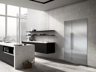 LIEBHERR利勃海尔冰箱注重外观设计 内外兼具