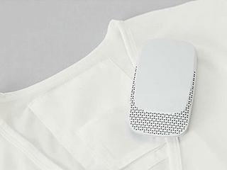 索尼发布一款支持手机控温的可穿戴空调