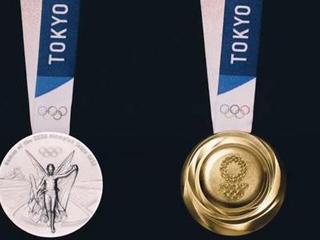 日本用废旧家电提炼32公斤黄金打造东京奥运会奖牌