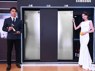 向美而居,大隐于室  三星灵动·隐室系列冰箱阐释空间美学