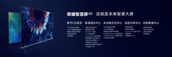 荣耀智慧屏新闻稿-全球首款搭载鸿蒙操作系统终端,荣耀智慧屏正式发布!售价3799元起-20190810F2631