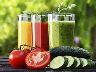 夏季多喝果蔬汁,减肥会更快吗?