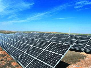 """太阳能发电或比""""黑色""""能源更便宜"""