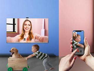 海信正式发布社交电视 支持打电话等新场景应用