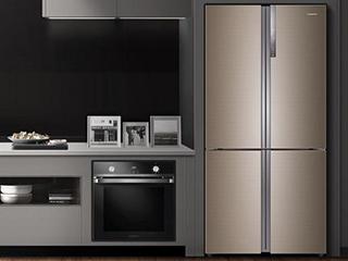 十字对开门冰箱,解决你的食材存储大问题