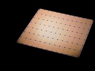 史上最大芯片问世 面积比iPad还大/功耗比电磁炉还高