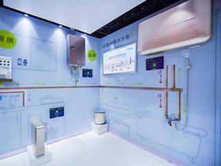 卡萨帝热水器高端市场份额37.8% 位居第一