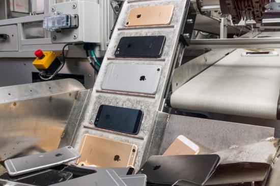 旧iphoness零件去哪儿了?可能被苹果用来造新手机了