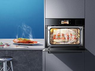 拓荒者老板电器:中国新厨房 蒸箱是标配