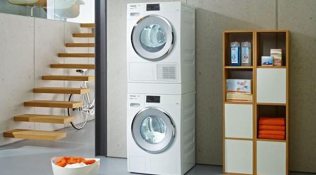 洗衣机高端化发展趋势明显 干衣机市场快速增长