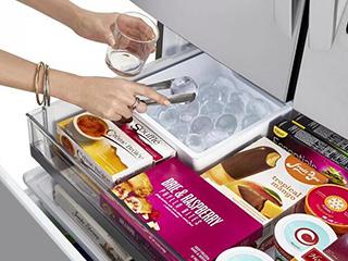 LG推出最新Instaview冰箱 可以在家制造品酒专用冰球