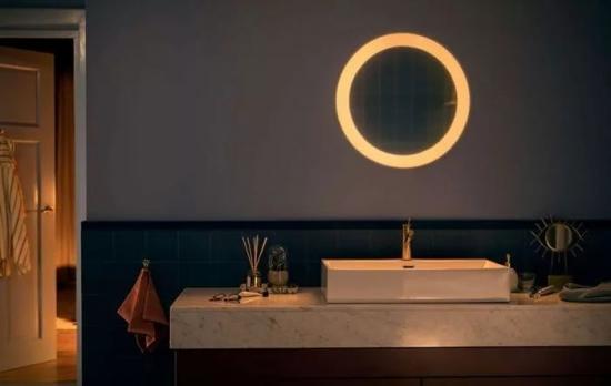 飞利浦智能浴室镜