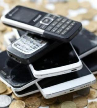 废旧手机提取黄金是暴利?