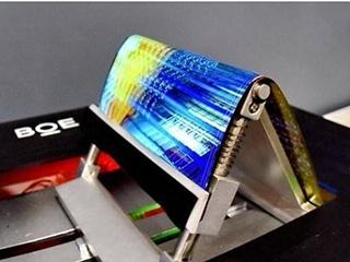 折叠手机屏幕薄如纸屏幕薄如纸