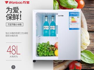 为年轻用户而生 三款万宝小冰箱推荐