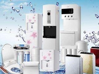 净水器市场同质化严重 市场增速大幅减缓