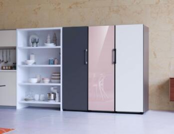 三星于IFA 2019推出全新BESPOKE冰箱及高端嵌入式厨电系列
