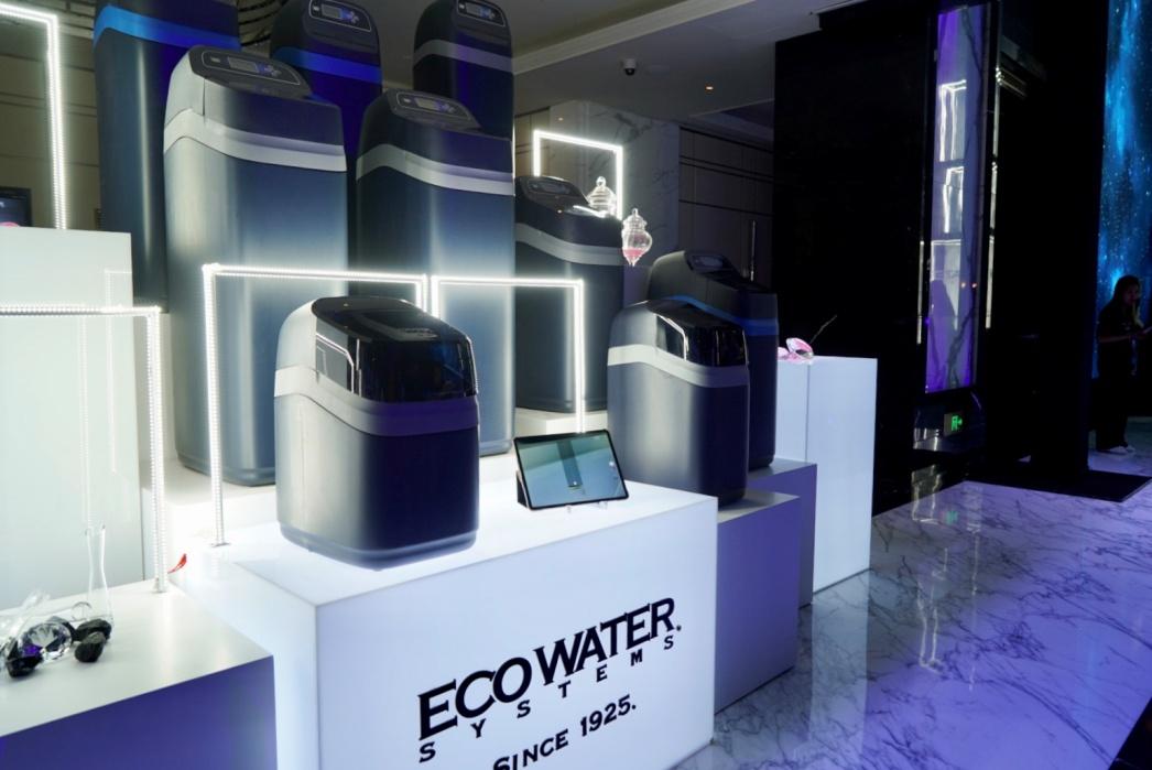 AI赋能净水再生模式 美国怡口黑钻系列新品开启全屋净水定制时代