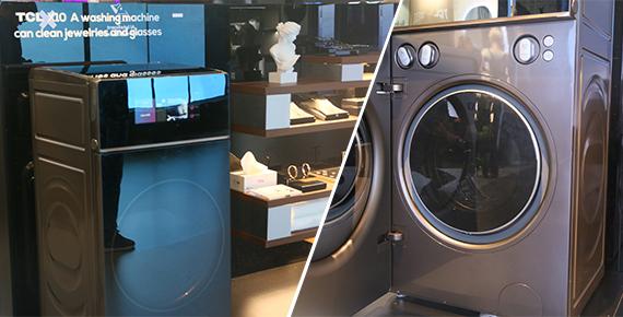 专属洗护私人订制 TCL X10洗衣机什么都能洗
