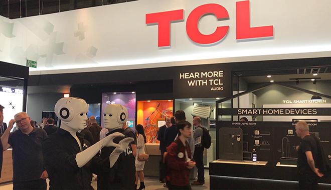 TCL冰箱洗衣机惊艳IFA舞台,以创新引领行业发展新风向