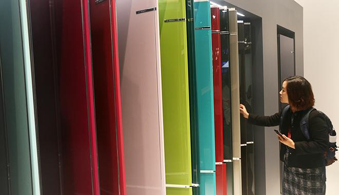 IFA2019直击 博世家电展出多款冰洗黑科技新品