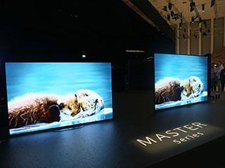 "IFA 2019:清晰""视""界 随你领略 索尼(Sony)8K HDR"