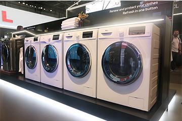 再展国威 TCL X10洗衣机获得免污分类洗护产品金奖