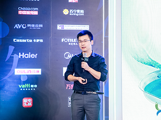 主题演讲:乘风破浪 共筑中国厨房清洗新未来
