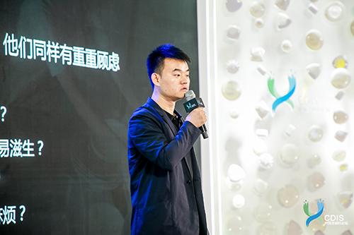美的厨热事业部北京大区总经理 丁腾龙