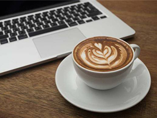 下午上班困顿乏力,不妨来杯香醇咖啡提神醒脑!