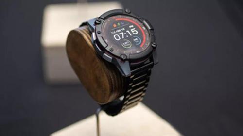 永远不用充电的智能手表