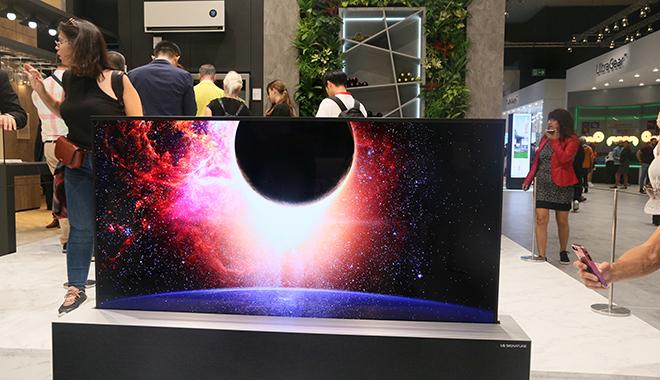 "8K、OLED累觉不爱?IFA 2019关于电视的三点""新"""
